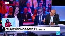 """Présidentielle en Tunisie : """"Le pays est dans une descente aux enfers"""""""