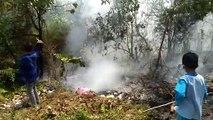 L'Indonésie combat les feux de forêts sur l'île de Sumatra