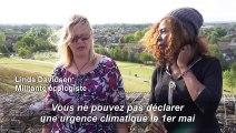 Londres: des militantes écologistes prévoient de perturber Heathrow avec des drones