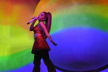 Forever 21 Sued for $10 Million by Ariana Grande