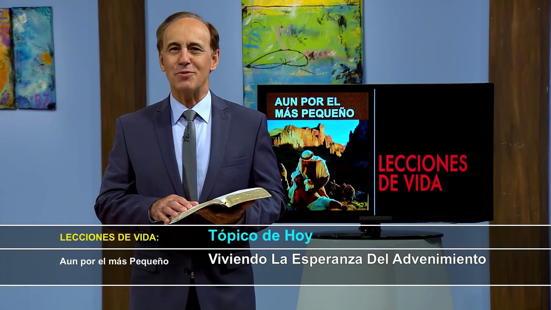 Leccion 11: De que manera vivir la esperanza adventista - Lecciones de Vida | Pr Robert Costa
