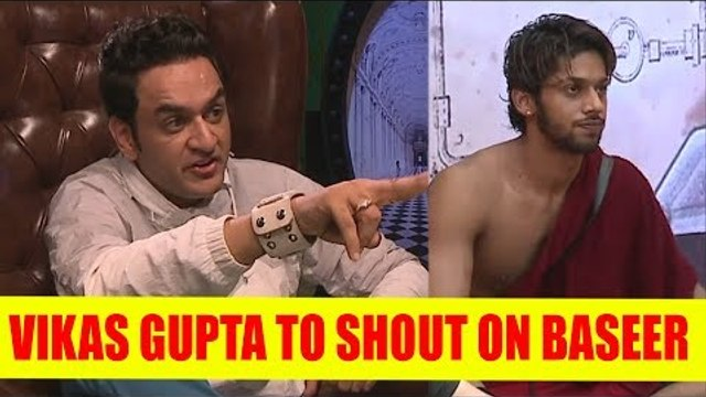 Ace of Space: Vikas Gupta to shout on Baseer Ali