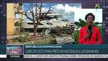 Aumenta a 45 el número de muertos en Bahamas por paso de Dorian