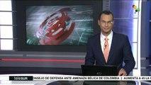 teleSUR Noticias: Vzla. alerta ante posible violación a su soberanía
