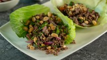 How to Make Thai Beef Cabbage Cups