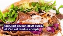 Escroquerie  une touriste paye un kebab à 2 600 euros