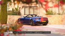 Zone Rouge : Aston Martin DBS Volante - Direct Auto - 07/09/2019