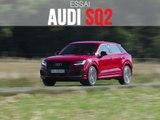 Essai Audi SQ2 (2019)