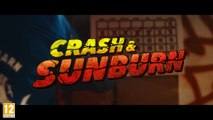Trials Rising - Lancement du DLC Crash & Sunburn