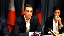 Immigration : l'eurodéputé RN Jordan Bardella veut s'attaquer « aux racines du mal »