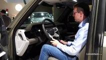 Land Rover Defender - Salon de Francfort 2019