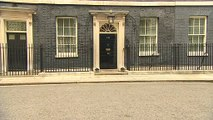 DUP leaders arrive at 10 Downing St for PM meeting