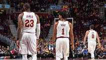 Derrick Rose Reflects on Playing With LeBron James, Praises His Professionalism