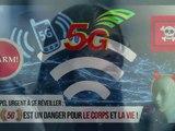 De la 5G à l'impensable...Exposé par Mr.X, l'invité de R.Saüquere (Hd 720) Remix
