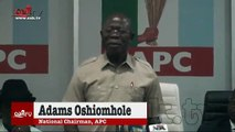 Oshiomhole, APC begin moves to reclaim Rivers State