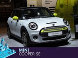 Mini Cooper SE en direct du salon de Francfort 2019