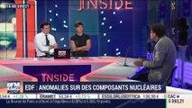 EDF: Anomalie sur des composants nucléaires - 10/09