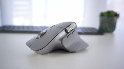 Mehr als eine gewöhnliche Maus - Das ist die Logitech MX Master 3