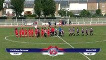 Fém R1 gr.B : CA Villers/Semeuse-ESAP Metz (1-7)