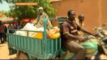 Burkina Faso conflict causing record humanitarian crisis
