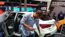 Audi Q3 sportback en direct du salon de Francfort