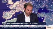 Apple présente ses nouveaux Iphone - 10/09