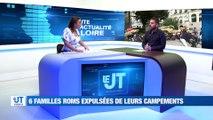 A la Une : Expulsions de 6 familles / 1 suicide toutes les 40 secondes en France / 270 auteurs à la Fête du Livre / Vis ma vie de bûcheron