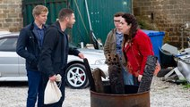 Emmerdale Soap Scoop! Aaron clashes with Mandy
