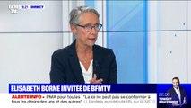 """Pesticides: Élisabeth Borne se justifie car les distances de protection des habitations """"ont été recommandées dans un rapport de l'ANSES"""""""
