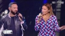 Cyril Hanouna chante avec Vitaa