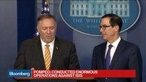Mnuchin Says Bolton and Trump Disagreed on Iraq