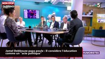 """Jamel Debbouze papa poule : Il considère l'éducation comme un """"acte politique"""" (vidéo)"""