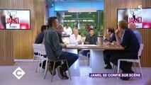 Non, Jamel Debbouze n'arrête pas la scène