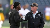 Jon Gruden Puts Nail In Coffin In Antonio Brown Saga With Fiery Statement