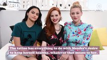 Camila Mendes opened up about being sexually assaulted and the tattoo that helps her through her trauma