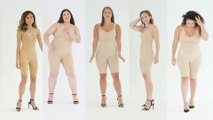 5 Womens' Brutally Honest Reviews of Kim Kardashian's Shapewear | Actual People Try On | Cosmo