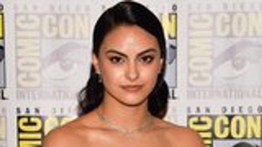 Camila Mendes Opens Up About Being Roofied and Sexually Assaulted in College | THR News