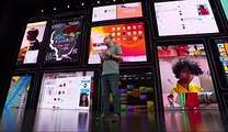 """Watch Apple unveil the new iPad that has a 10.2"""" screen and supports Apple pencil"""