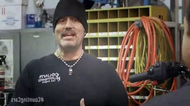 Counting Cars Season 4 Episode 18 Black White And Hotrod All Over