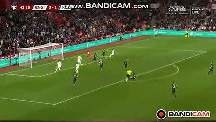هدف رابع ل إنجلترا (جادون سانشو)