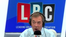 Nigel Farage's Instant Outraged Reaction To May's Honours List
