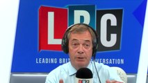 Nigel Farage Explains Why Trump May Have Fired John Bolton