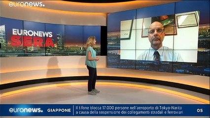 Euronews Sera   TG europeo, edizione di martedì 10 settembre 2019