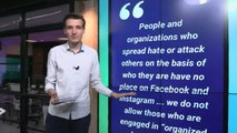 Facebook and Instagram remove accounts of Italian neo-facist groups | #TheCube