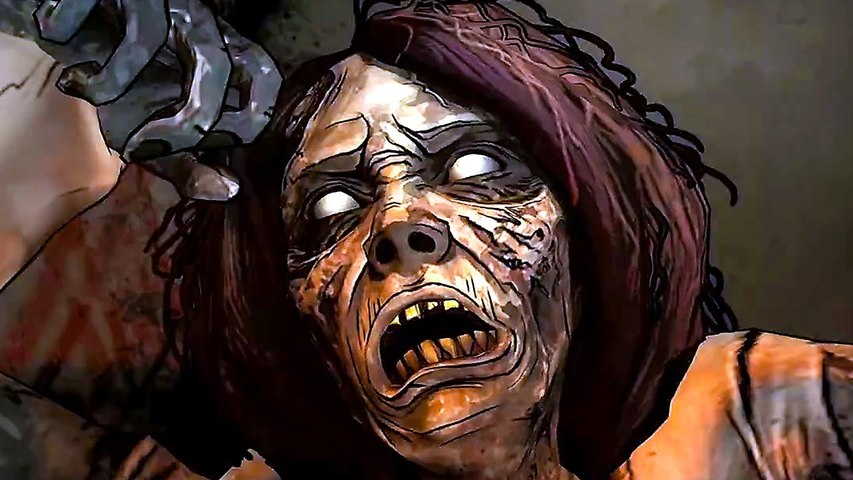 THE WALKING DEAD The Telltale Definitive Series Bande Annonce (2019)