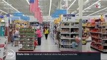 États-Unis : des infirmières dans les supermarchés pour soigner les petits maux