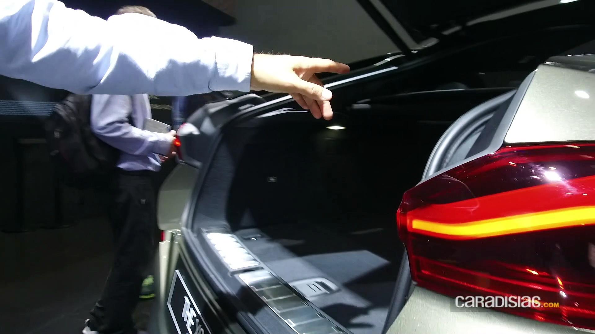 BMW X6 -  - Salon de Francfort 2019