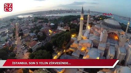 Rakamlar yayınlandı! İstanbul zirvede
