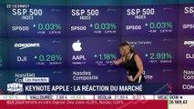Les marchés américains: Keynote Apple, la réaction du marché après-bourse - 10/09