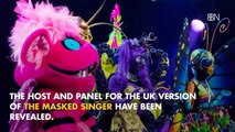 The Masked Singer UK Reveals Host And Panel